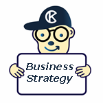 Business Strategy Mascot