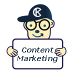 Content Marketing Mascot