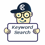 Keyword Search Mascot