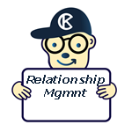Relationship Management Mascot