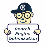 Search Engine Optimization Mascot